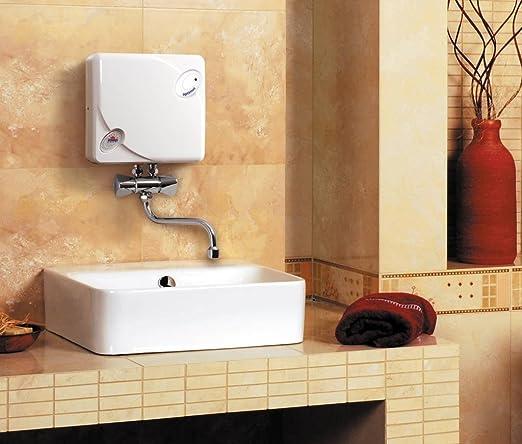 Calentador de agua eléctrico Kospel con mesa grifo EPJ-Optimus 3,5 kW: Amazon.es: Bricolaje y herramientas