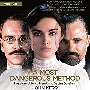 A Most Dangerous Method Audiobook