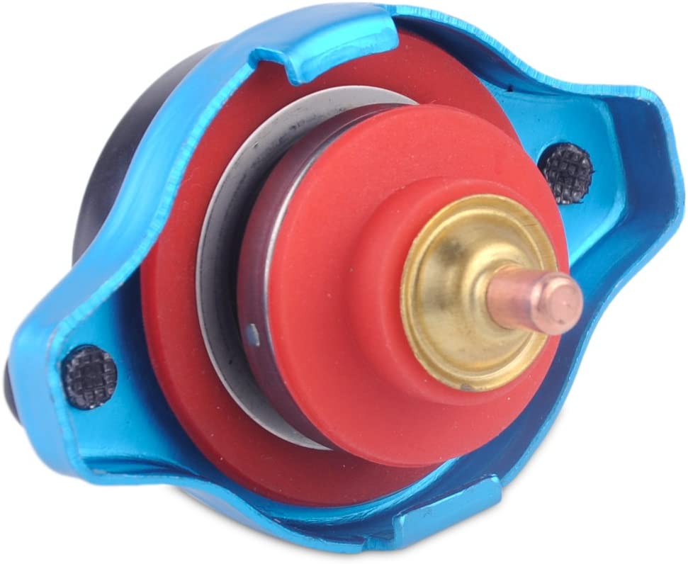 beler Universal Auto Thermo Thermostat Heizk/örper Kappe Abdeckung 1.3 Bar Wasser Temperatur Messger/ät