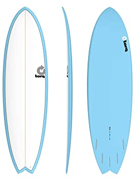 TORQ Tabla de Surf Tet 6.6 Fish