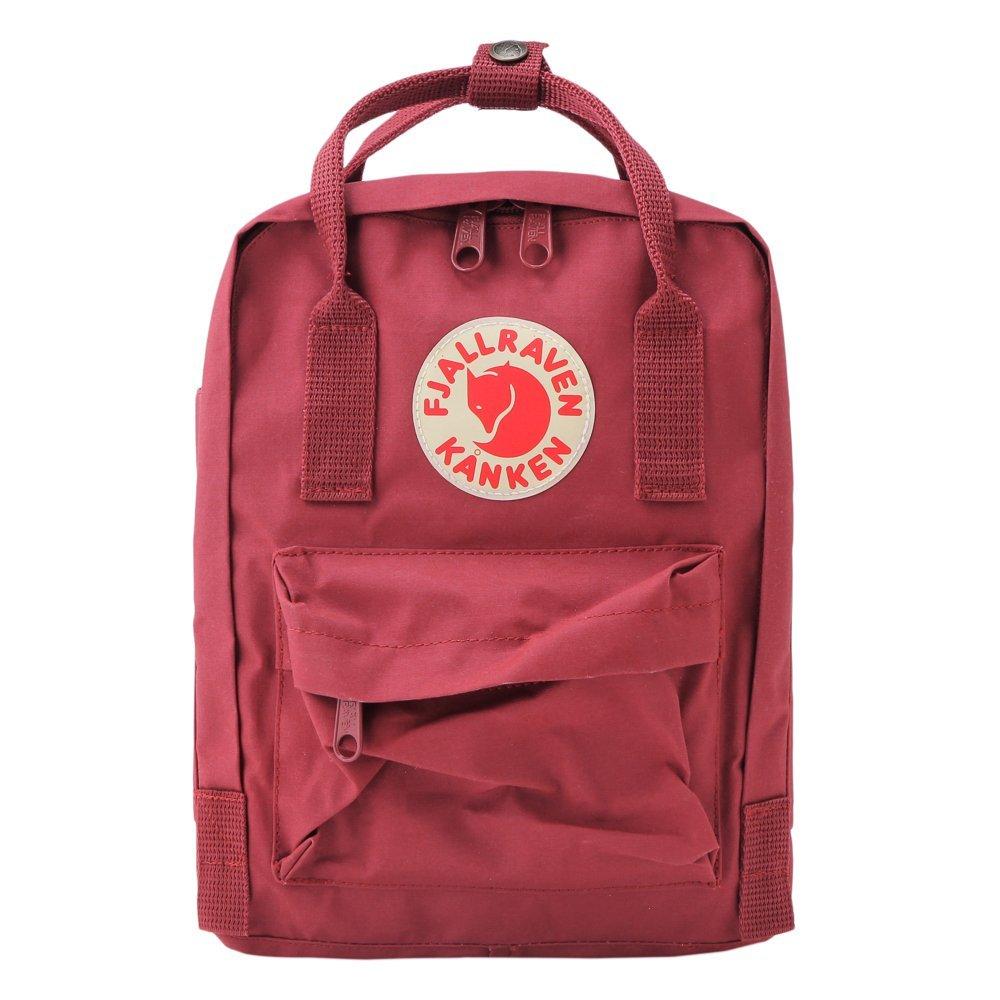 カンケン ミニ リュック 7l FJALL RAVEN フェールラーベン Kanken Mini [並行輸入品] B01FX7K0SG 17/OX Red 17/OX Red