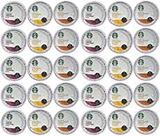 starbucks coffee kcups for keurig brewer 30 piece variety pack - Cheapest K Cups