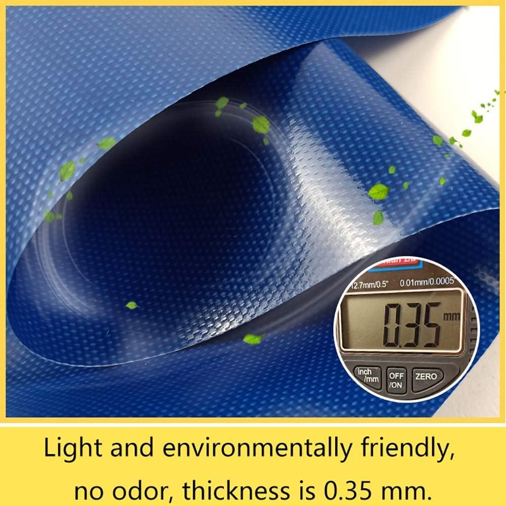 350 g/m² Lona de Alta Resistencia, Protector Solar Plegable Cuchillo para raspar, Cubiertas de remolques para Tiendas de campaña en Exteriores, Protección contra la Nieve 2M×1.5M
