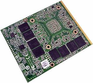 Dell RDJT7 Nvidia Quadro 3000M 2GB Video Card Precision M6600 Graphics