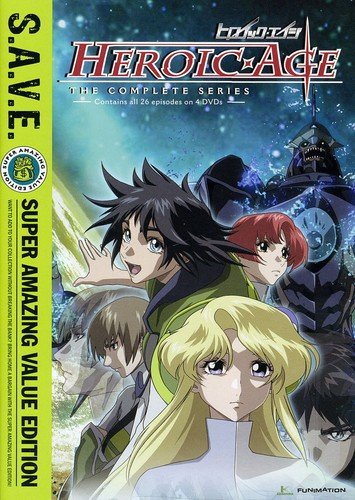 - Heroic Age: The Complete Series S.A.V.E.