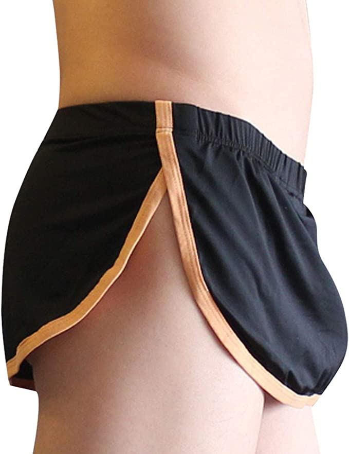 2018 Mens G-String Unterwäsche Ausbuchtung Pouch Thong Briefs T-Back Unterhose