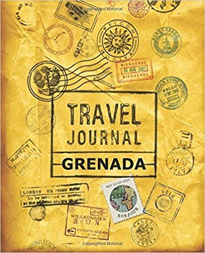 Travel Journal Grenada by VPjournals (2015-12-31)