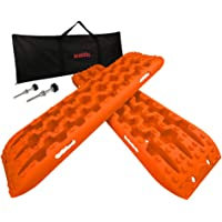 $60 » X-BULL New Recovery Traction Tracks Sand Mud Snow Track Tire Ladder 4WD (Orange, 3gen)