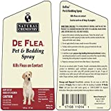Natural Chemistry De Flea Pet and Bedding Spray for