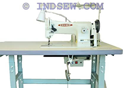 Amazon Consew 40RB40 Walking Foot Industrial Sewing Machine Simple Amazon Sewing Machines