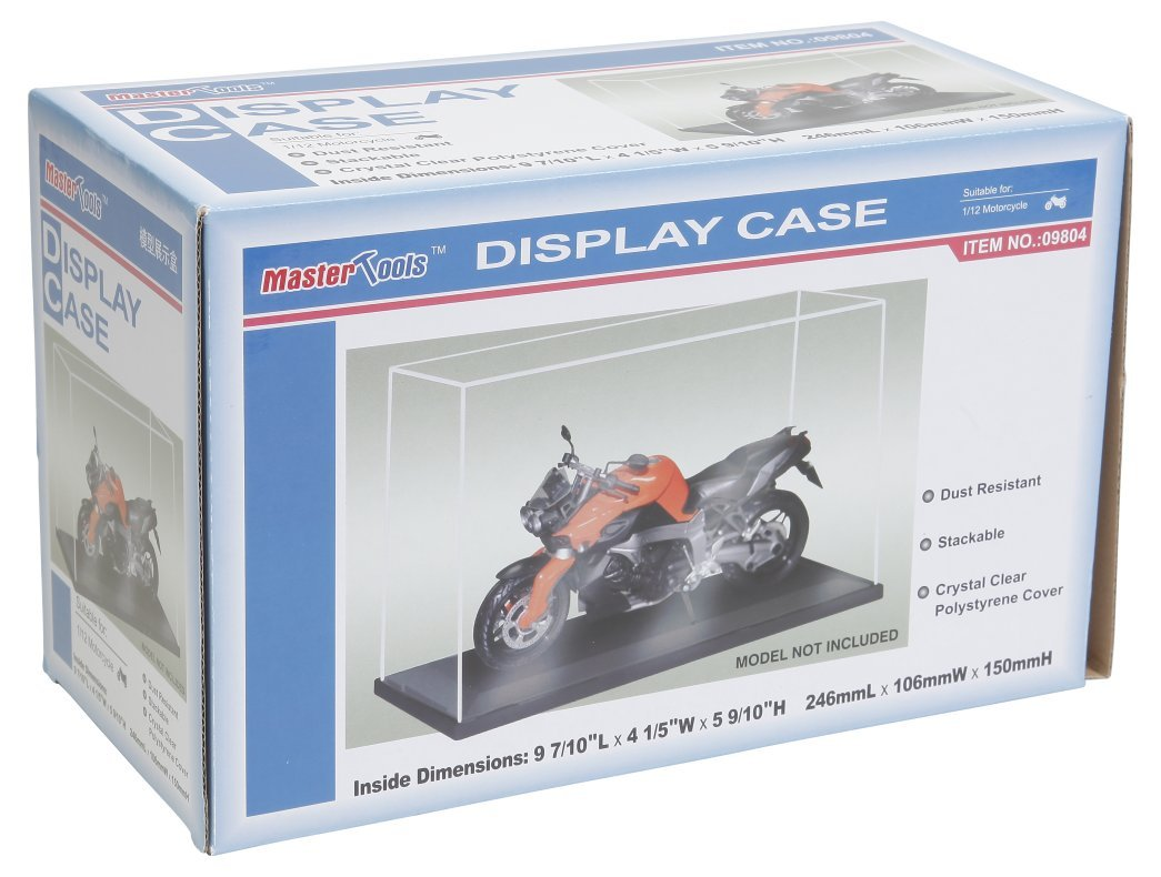 Trumpeter Display Case 1//12-Scale
