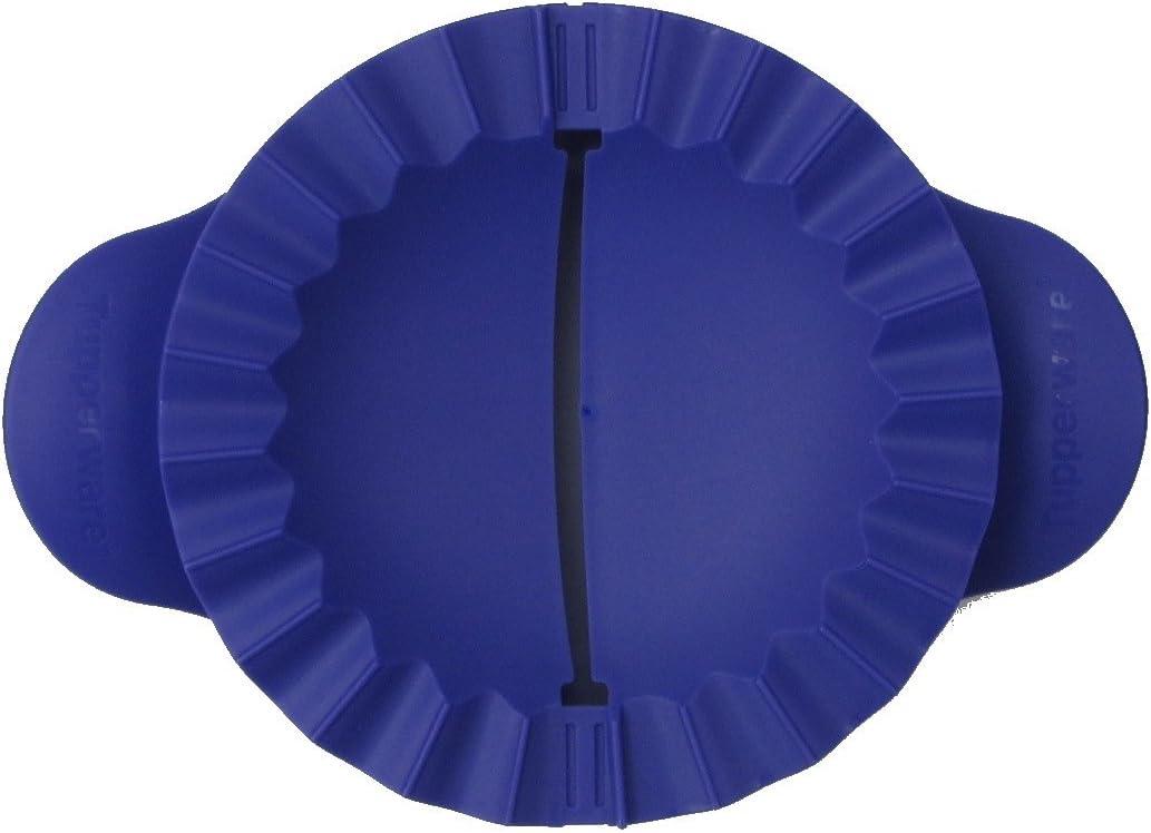 Tupperware grosse Teigfalle Lila für Teigtaschen 12,5 cm NEU OVP