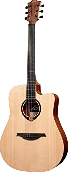Lag Tramontane T70 Dreadnought Cutaway Acoustic Electric Guitar