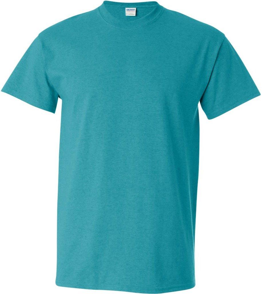 (ギルダン) Gildan メンズ ヘビーコットン 半袖Tシャツ トップス カットソー 定番 男性用 B00AWDJ52O XL アンティークジェードドーム アンティークジェードドーム XL