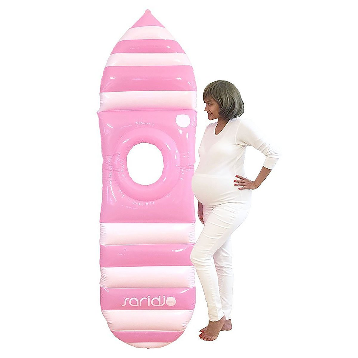 Inflatable Water Slides While Pregnant: Saridjo Maternity Air Mattress / Bed Maternity Pillow