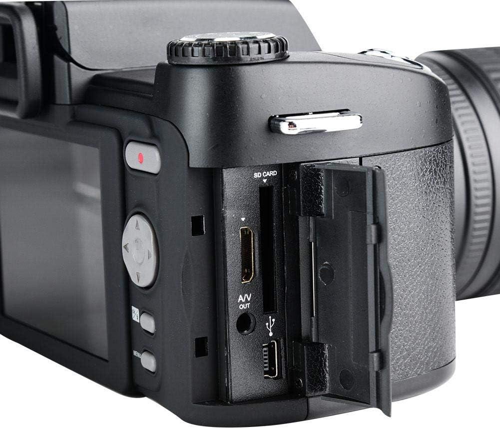 HD 3 LCD 24X LED Digital Camera Photo Camcorder Jacksking Digital Camera