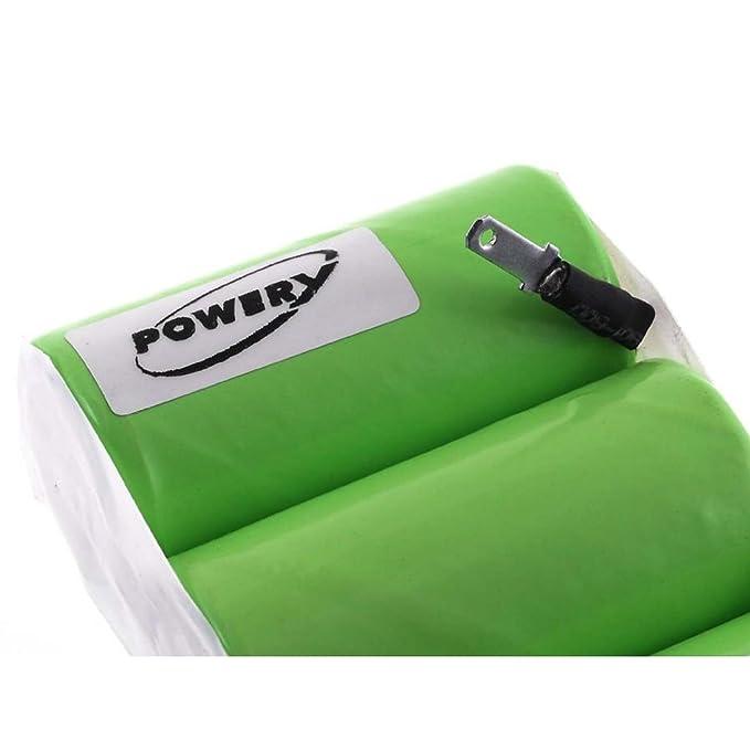Powery Batería para Vileda Ultramat Electro System: Amazon.es: Electrónica
