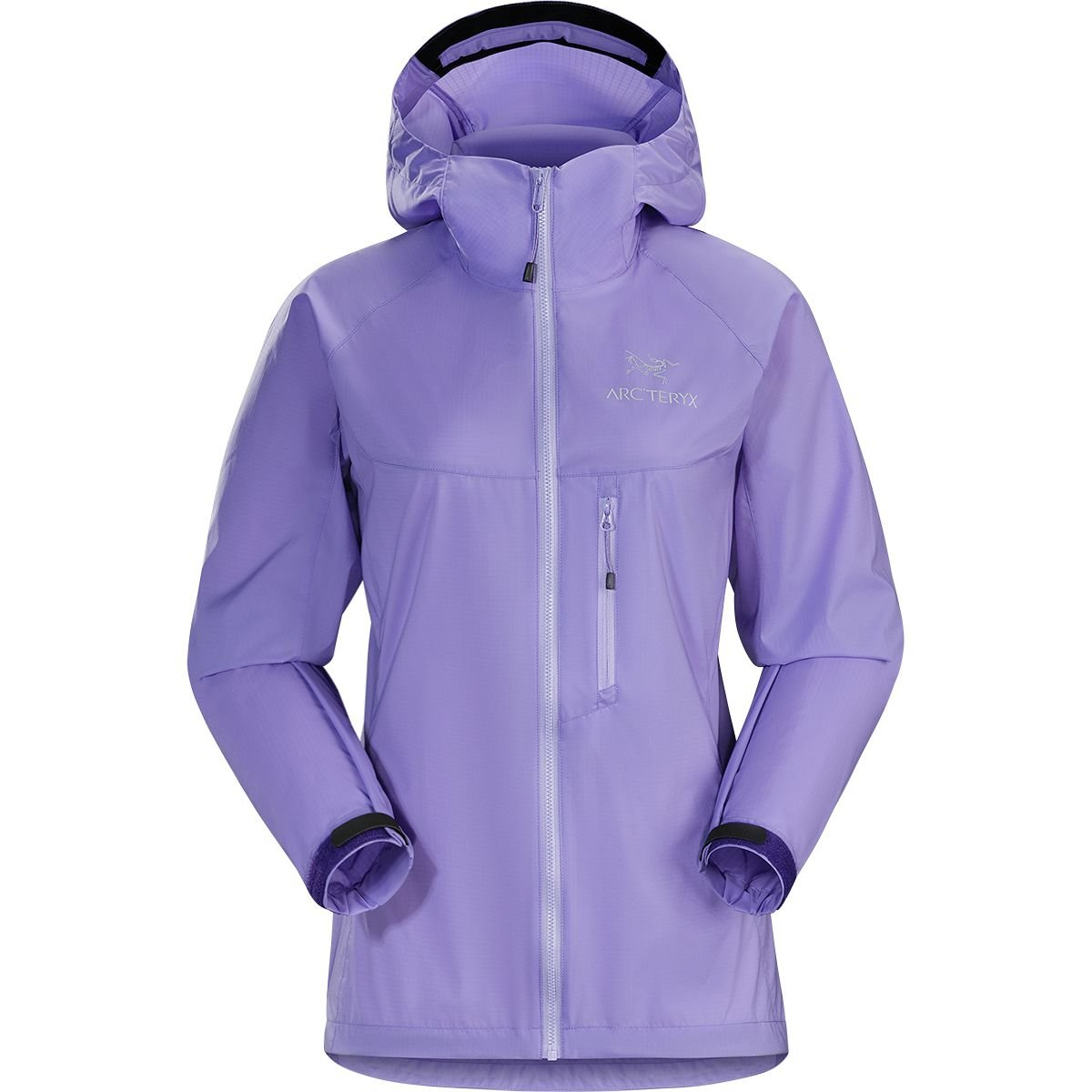 Arc'teryx Squamish Hooded Jacket - Women's Hyacinth, L