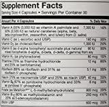 Optimal Multivitamin With Iron | Includes 45 mg