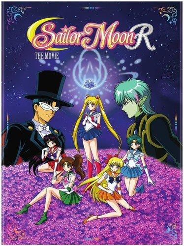 Sailor Moon R Movie (DVD) (Sailor Moon Dvd Movies)