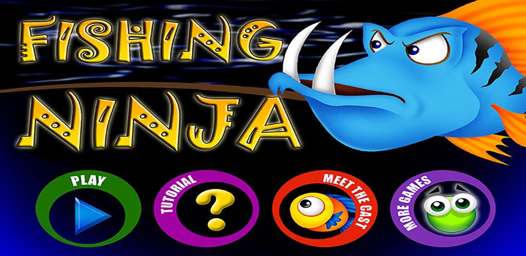 Amazon.com: Fishing Like A Ninja Fisher Man FREE: Appstore ...