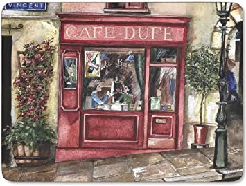 Pimpernel Cafe De Paris Placemats Ds Set Of 4 s