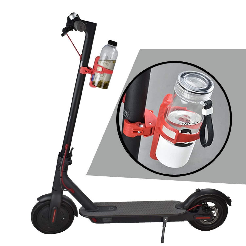 Beetest ES Botella de Agua Bebida Taza Soporte Rack Accesorios el/éctricos Scooter Compatible con Xiaomi Xiao Mi Mijia M365