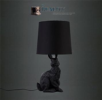 Minimaliste Creative Lampe Lapin Mtx Ltd Table Chevet De shdxBQtCr
