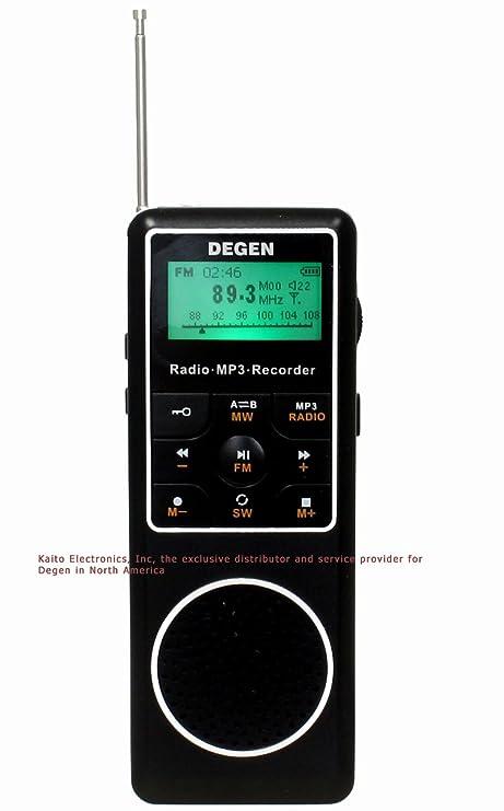 Unique Cc Pocket Radio Manual