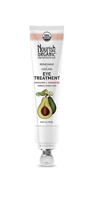Nourish Organic Renewing + Cooling Eye Treatment