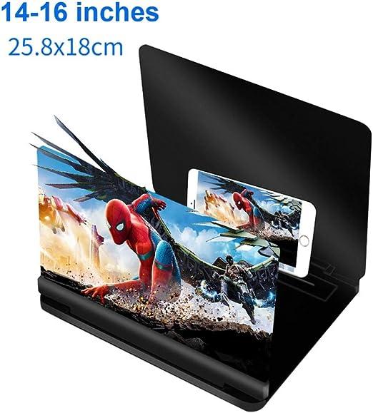 OFFA Amplificador Pantalla Movil, HD Amplificador Smartphone De ...