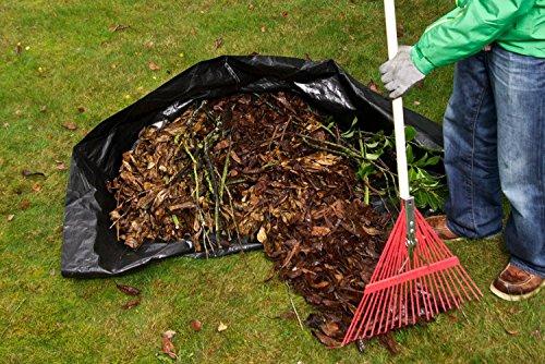 Yard Waste Tarp by Brightwork Innovations, LLC
