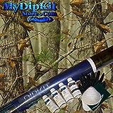 TimberTec Brown Camo Hydrographics Kit MyDipKit - My Dip Kit