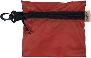 "product image for Marsupial Pouch Red 5"" X 6"""