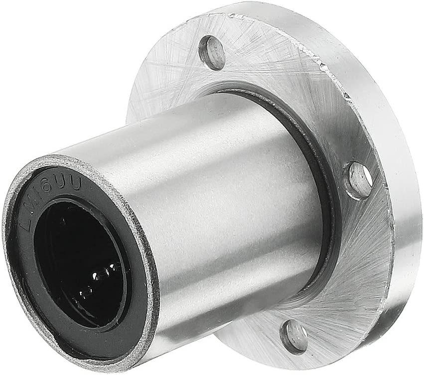 Linearlager mit rundem Flansch 16mm LMF16UU