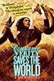 img - for Constance Verity Saves the World book / textbook / text book
