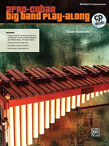 (Afro-Cuban Big Band Play-Along for Mallets: Book & CD)