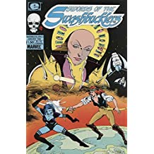 Swords of the Swashbucklers #5 VG ; Epic comic book