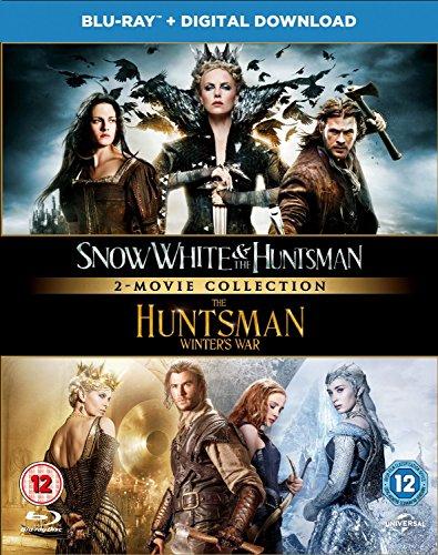 Snow White And The Huntsman/ The Huntsman: Winter's War [Blu-ray]