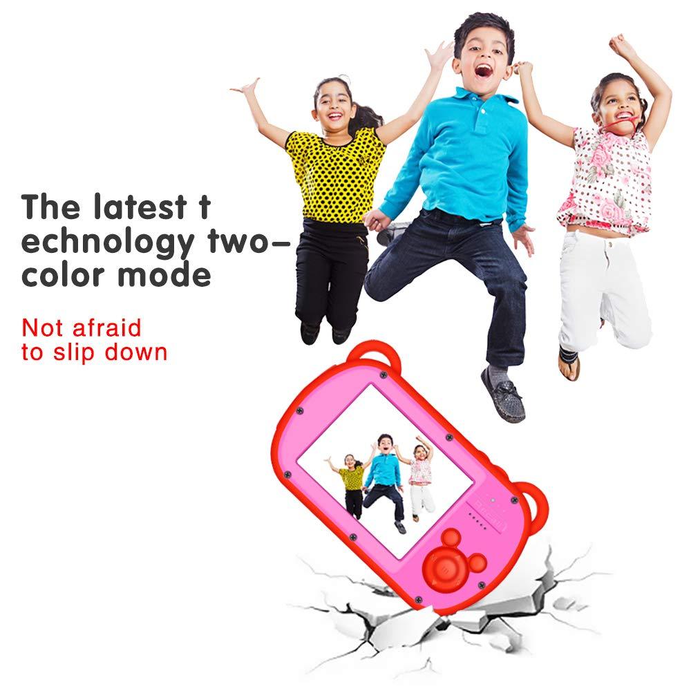 Underwater Camera for Kids, HD 1080P Waterproof Kids Camera, Video Recorder Action Preschool Camera, 8X Digital Zoom Camera with Flash & Microphone Sticker by GordVE (Image #3)
