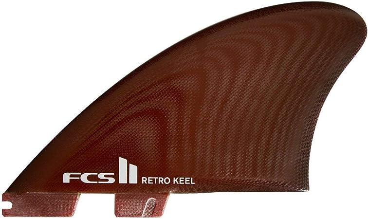 Fin Fcs Keel Surfboard New Set Ii Brand Performance FiberGlass Honeycomb