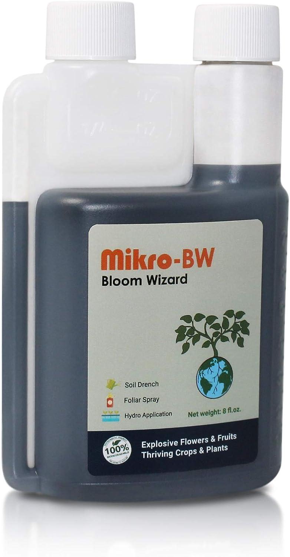 Mikro-Bloom Wizard, Microbial Bloom Booster (8 fl.oz. / 250 ml)