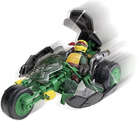 Amazon.com: Teenage Mutant Ninja Turtles Ninja Stealth Bike ...