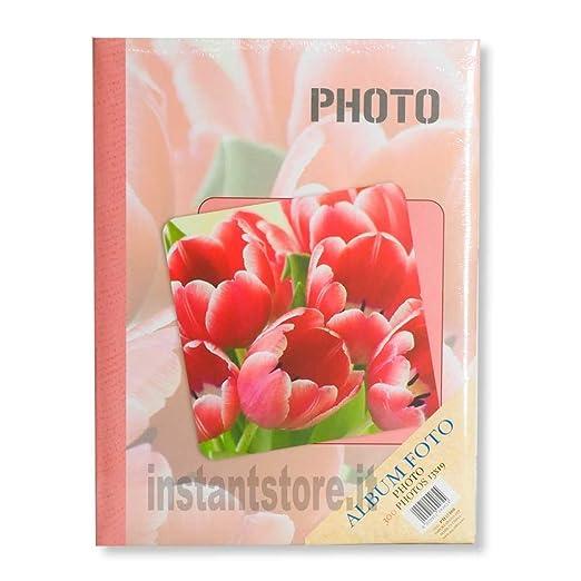 8 opinioni per Album fotografico 300 foto 13x19 13x18 Portafoto Raccoglitore a fantasie- Rosa