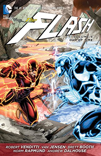 - The Flash Vol. 6: Out Of Time (The New 52) (Flash (DC Comics Numbered))