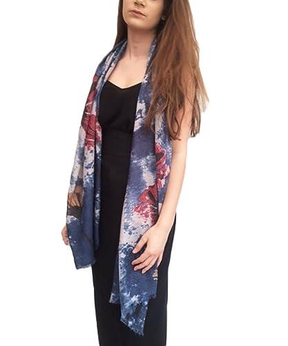 TOSKATOK® Ladies' Women's Fashion print scarves wraps neck shawls. Huge range of prints and colours from UK seller.