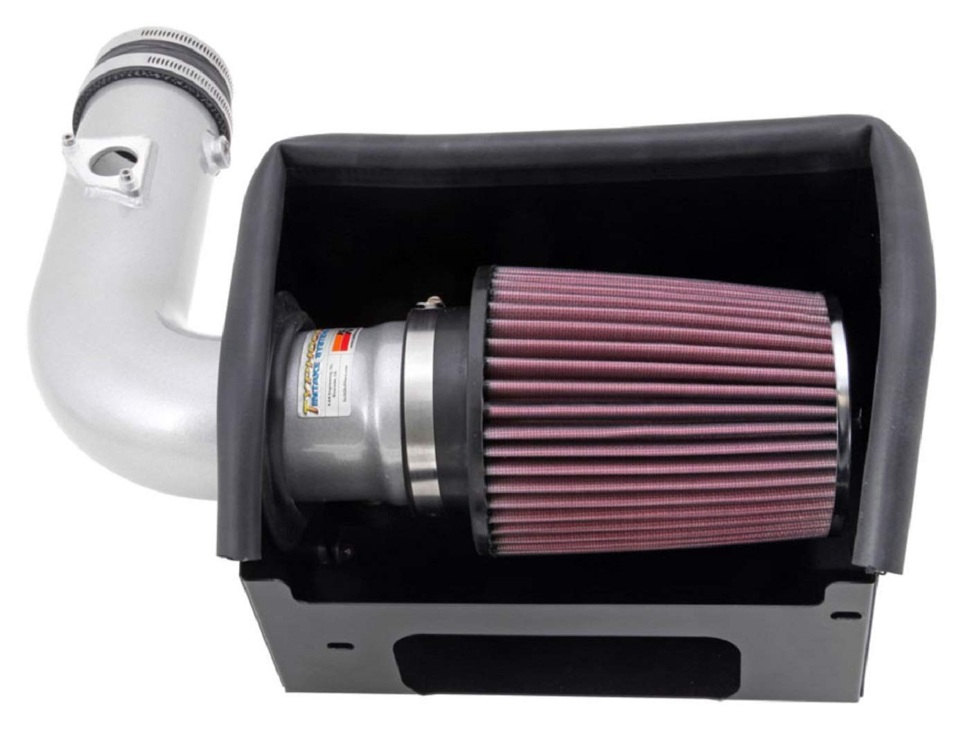K&N Cold Air Intake Kit: High Performance, Guaranteed to Increase Horsepower: Fits 2012-2019 Toyota/Subaru/Scion (86, GT 86, BRZ, FR-S) 2.0L H4, 69-8619TS