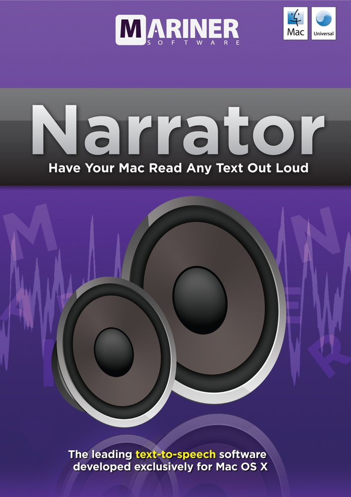 Narrator [Download] by Mariner Software