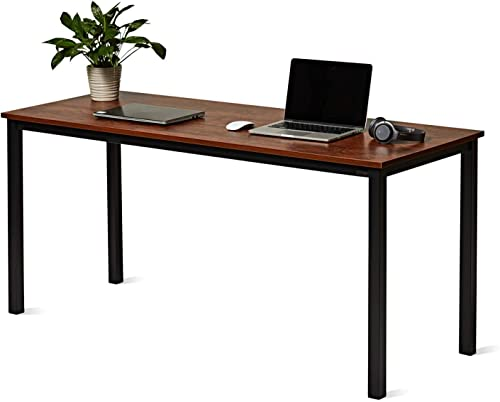 USHOW Computer Desk 63 inch Modern Desktop Home Simple Bedroom Desk Simple Desk Student Study Desk Writing Desk 63 inch
