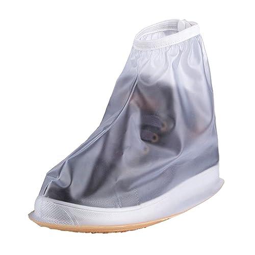zapatos para lluvia impermeables pnas zapatos de lluvia goma botas